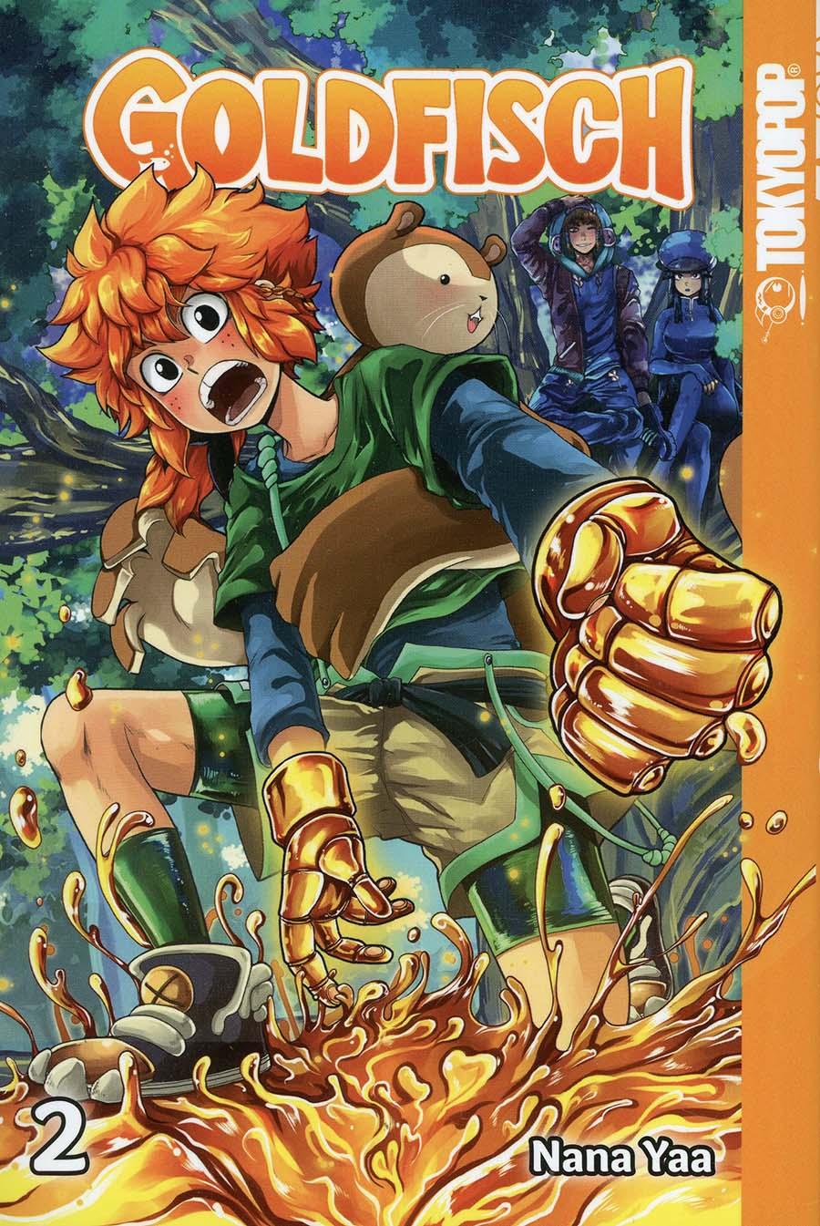 Goldfisch Manga Vol 2 GN