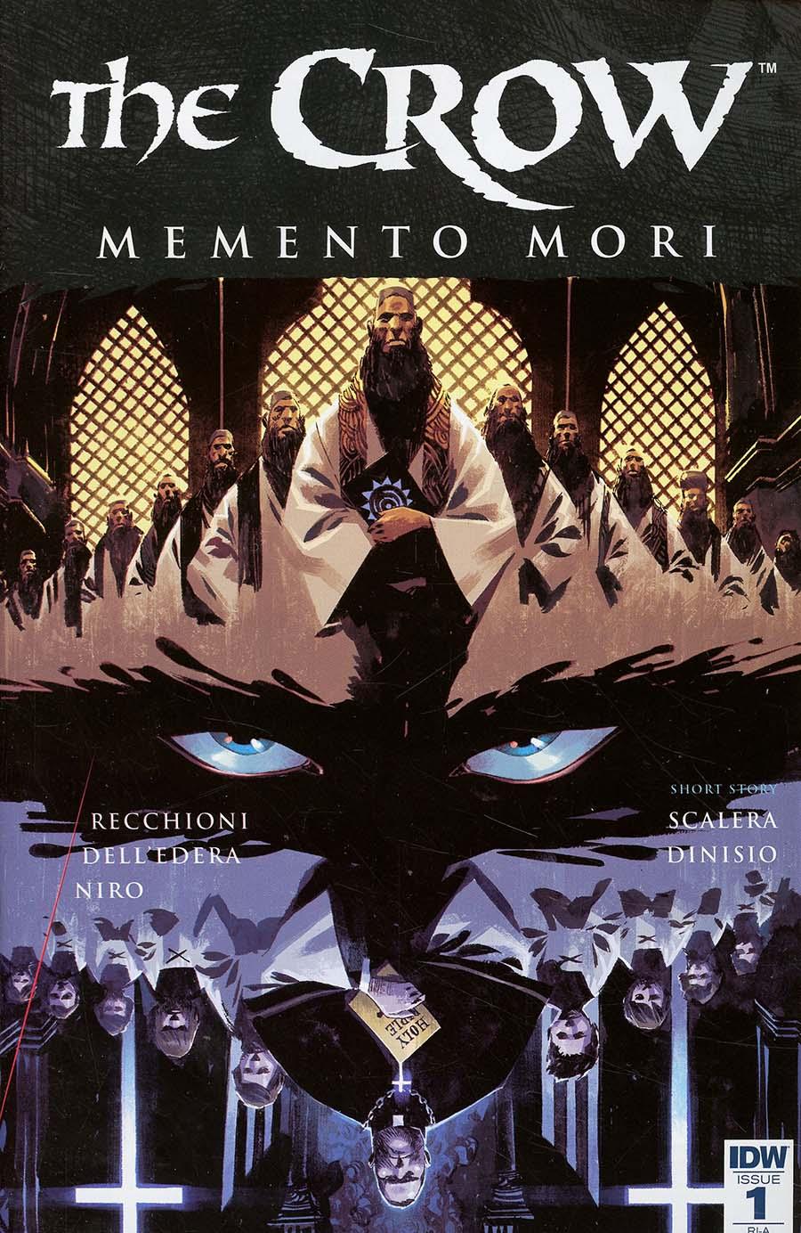 Crow Memento Mori #1 Cover C Incentive Matteo Scalera Variant Cover