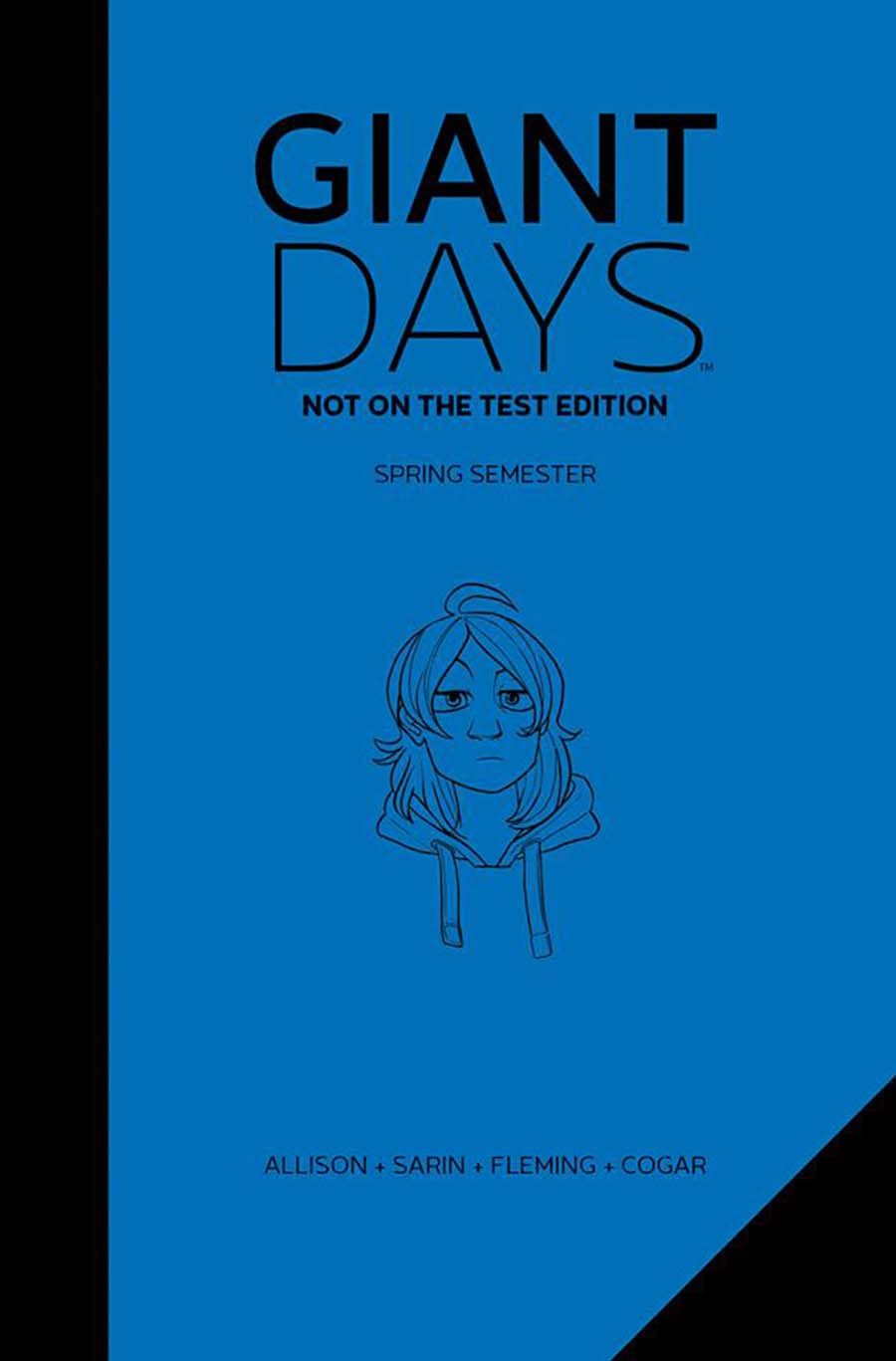 Giant Days Not On The Test Edition Vol 2 Winter Semester HC
