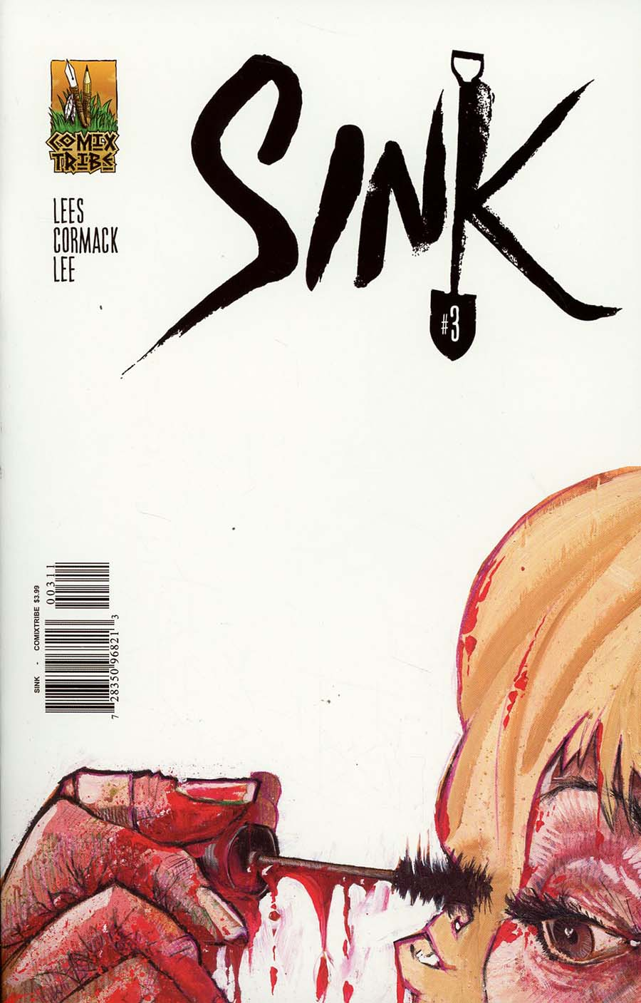Sink #3 Cover B Andrew Jerz