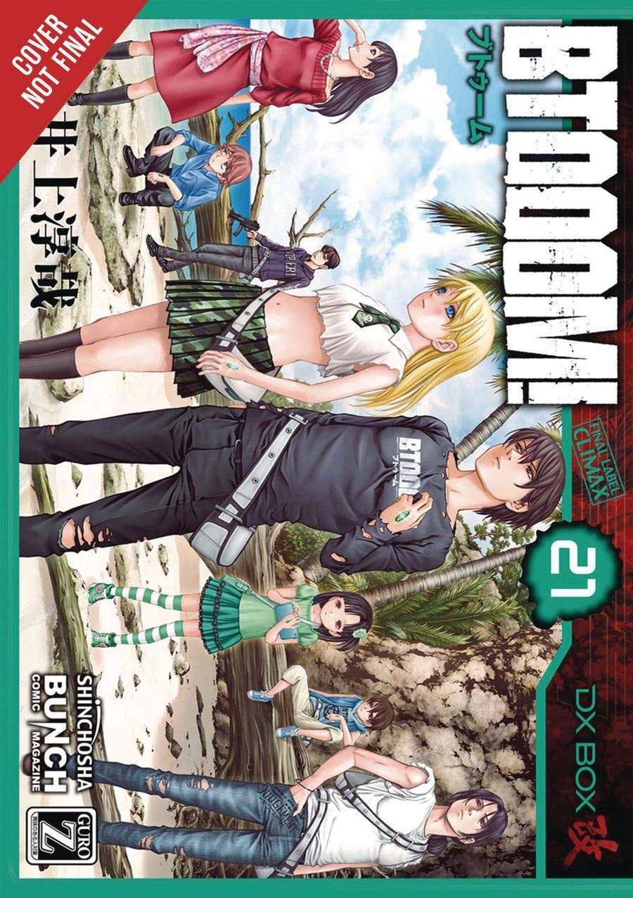 BTOOOM Vol 21 GN