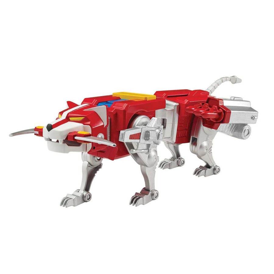 VOLTRON Classic Legendary RED LION Action Figure 2018