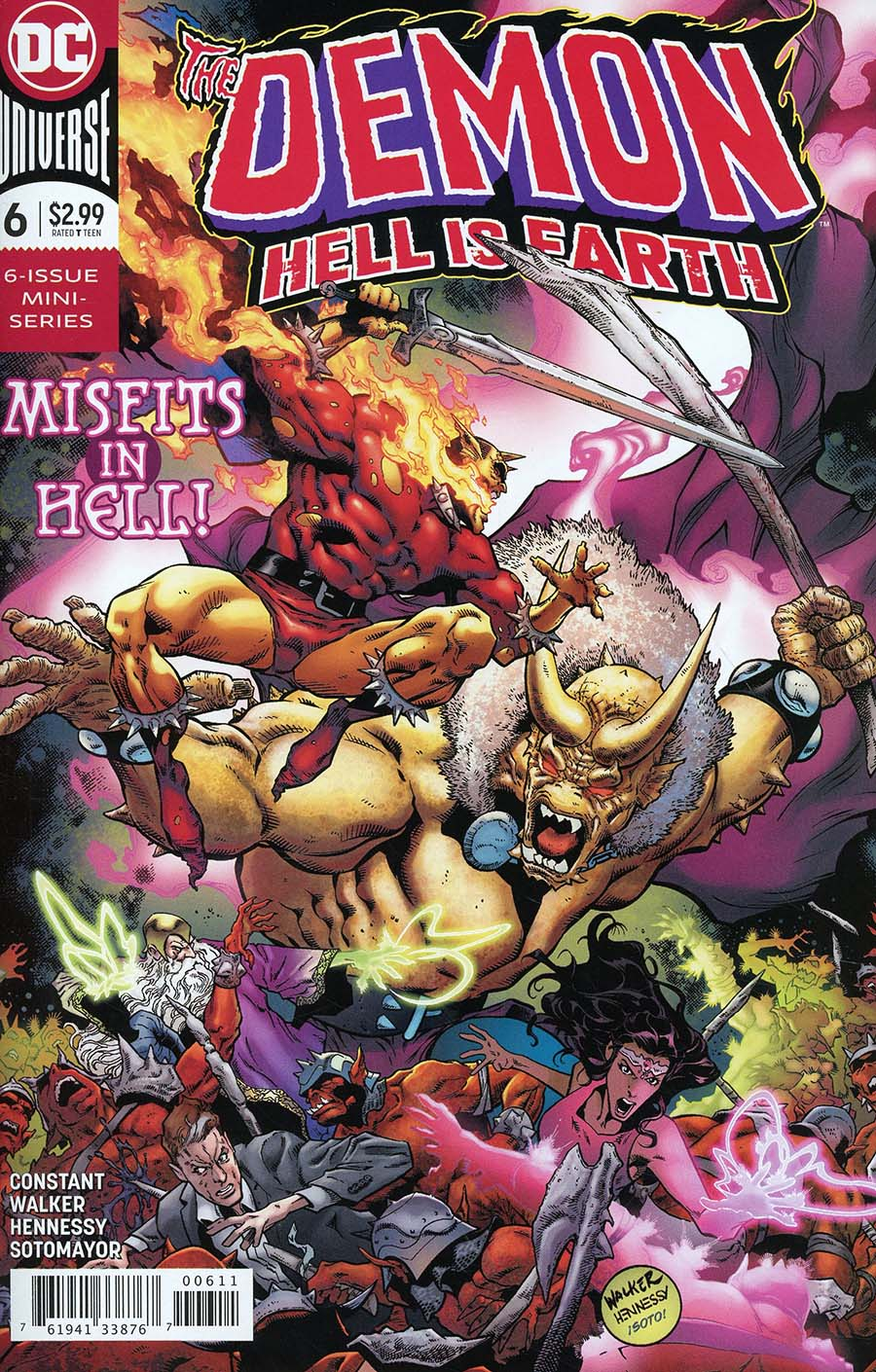 Demon Hell Is Earth #6