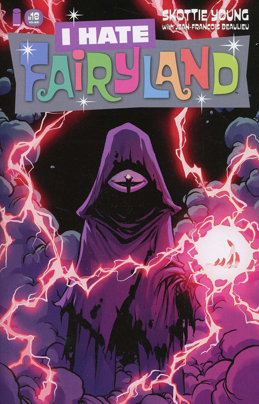 I Hate Fairyland #18 Cover A Regular Skottie Young Cover