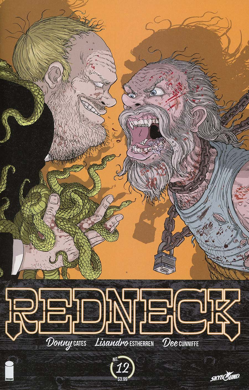 Redneck #12 Cover A Regular Nick Pitarra Cover