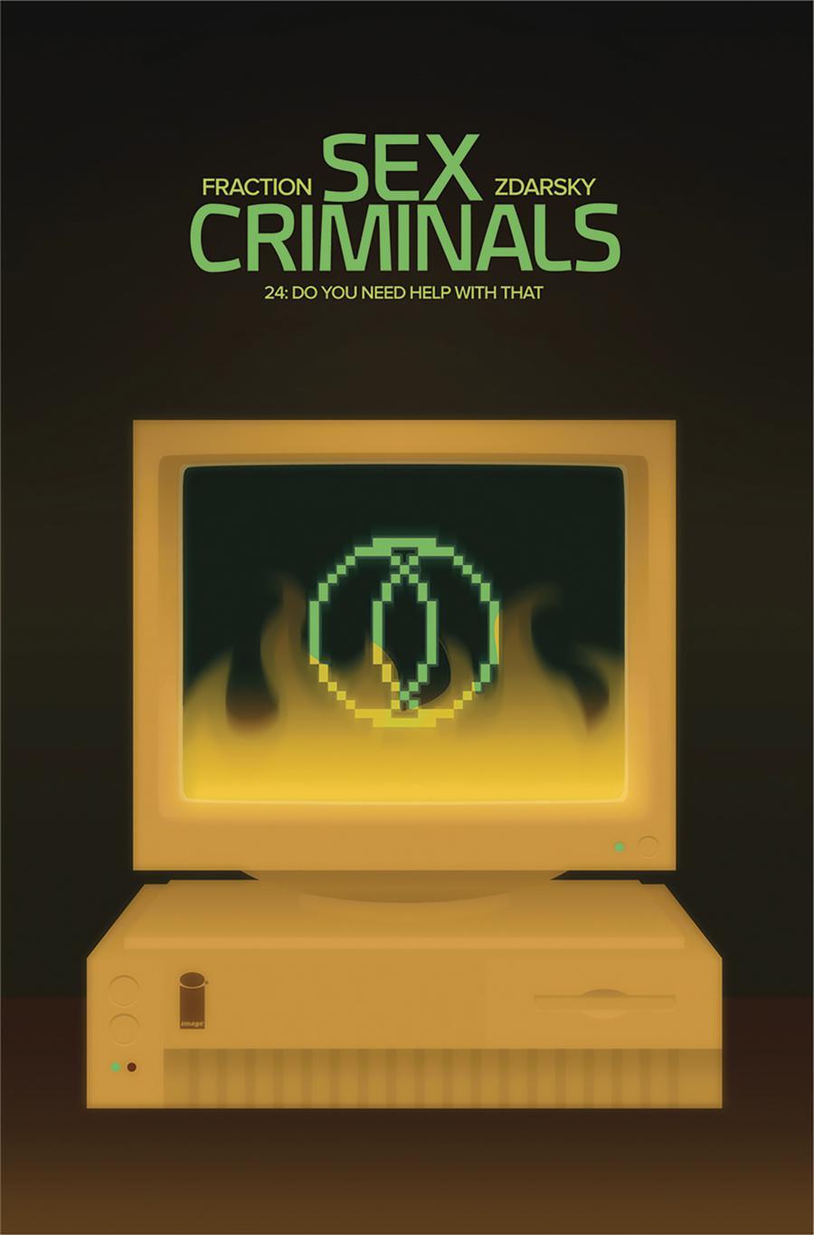 Sex Criminals #24 Cover A Regular Chip Zdarsky Cover