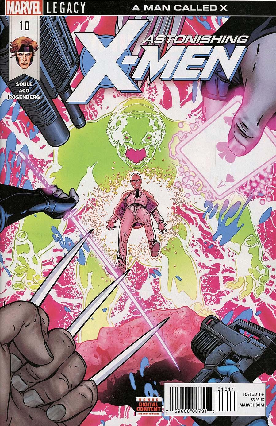 Astonishing X-Men Vol 4 #10