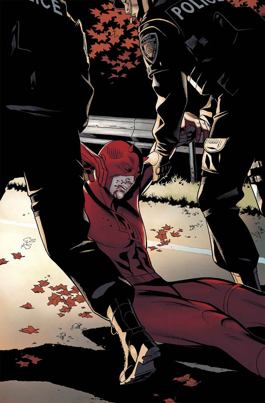 Daredevil Vol 5 #601 Cover A Regular Chris Sprouse Cover