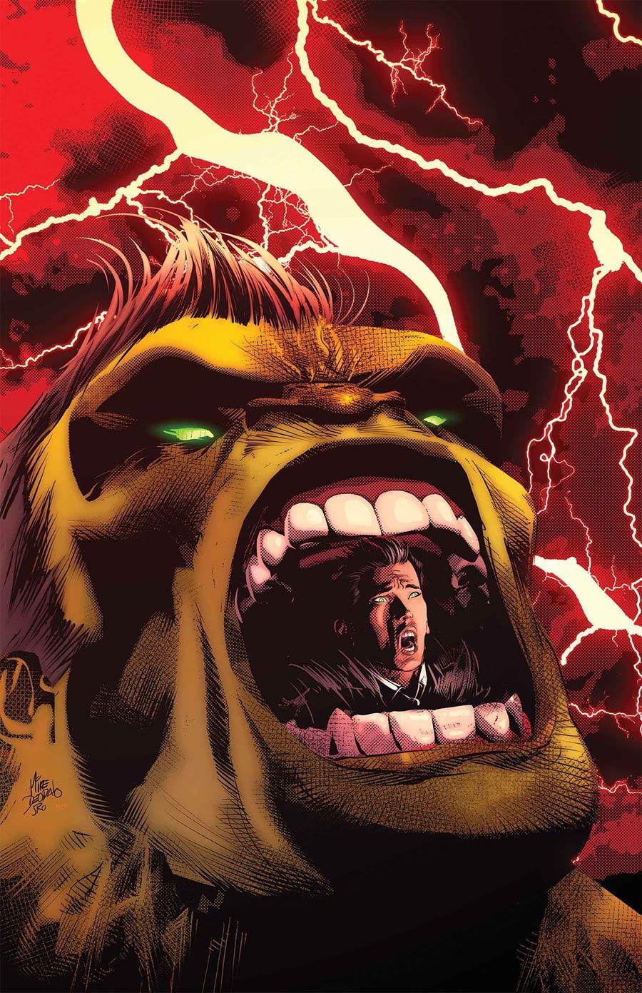 Incredible Hulk Vol 4 #715