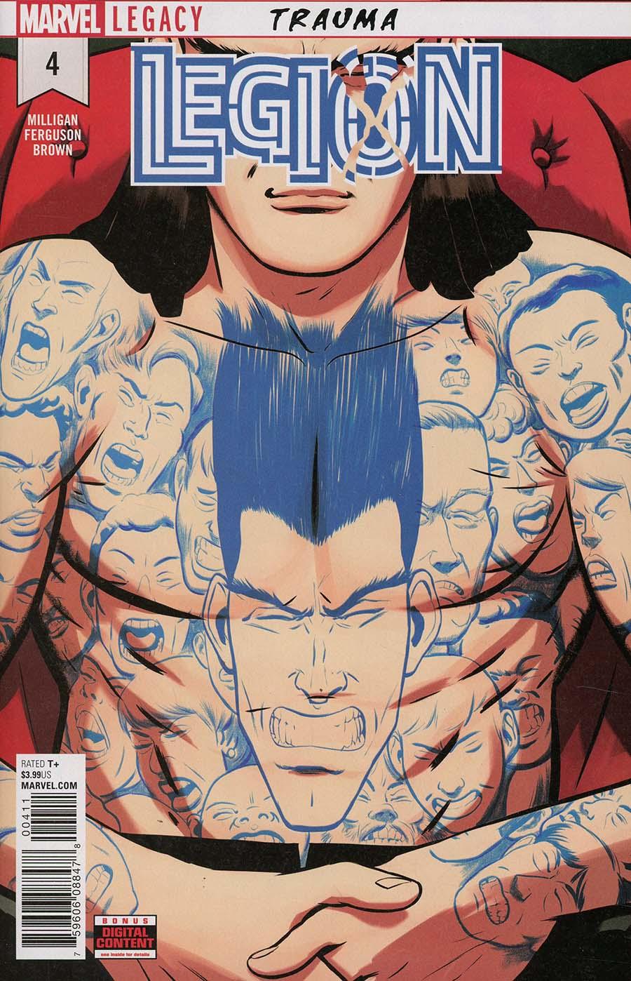 Legion (Marvel) #4