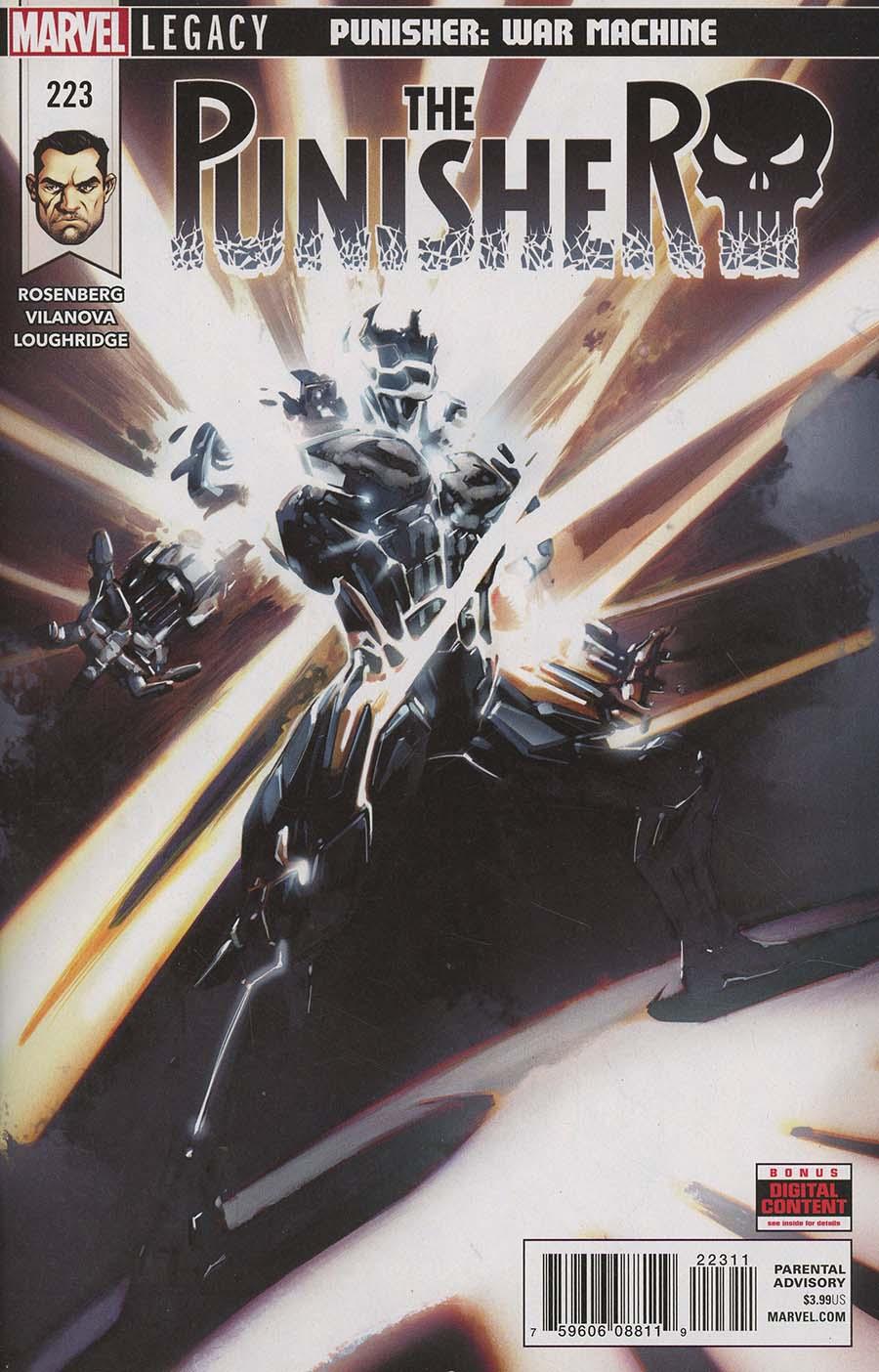 Punisher Vol 10 #223