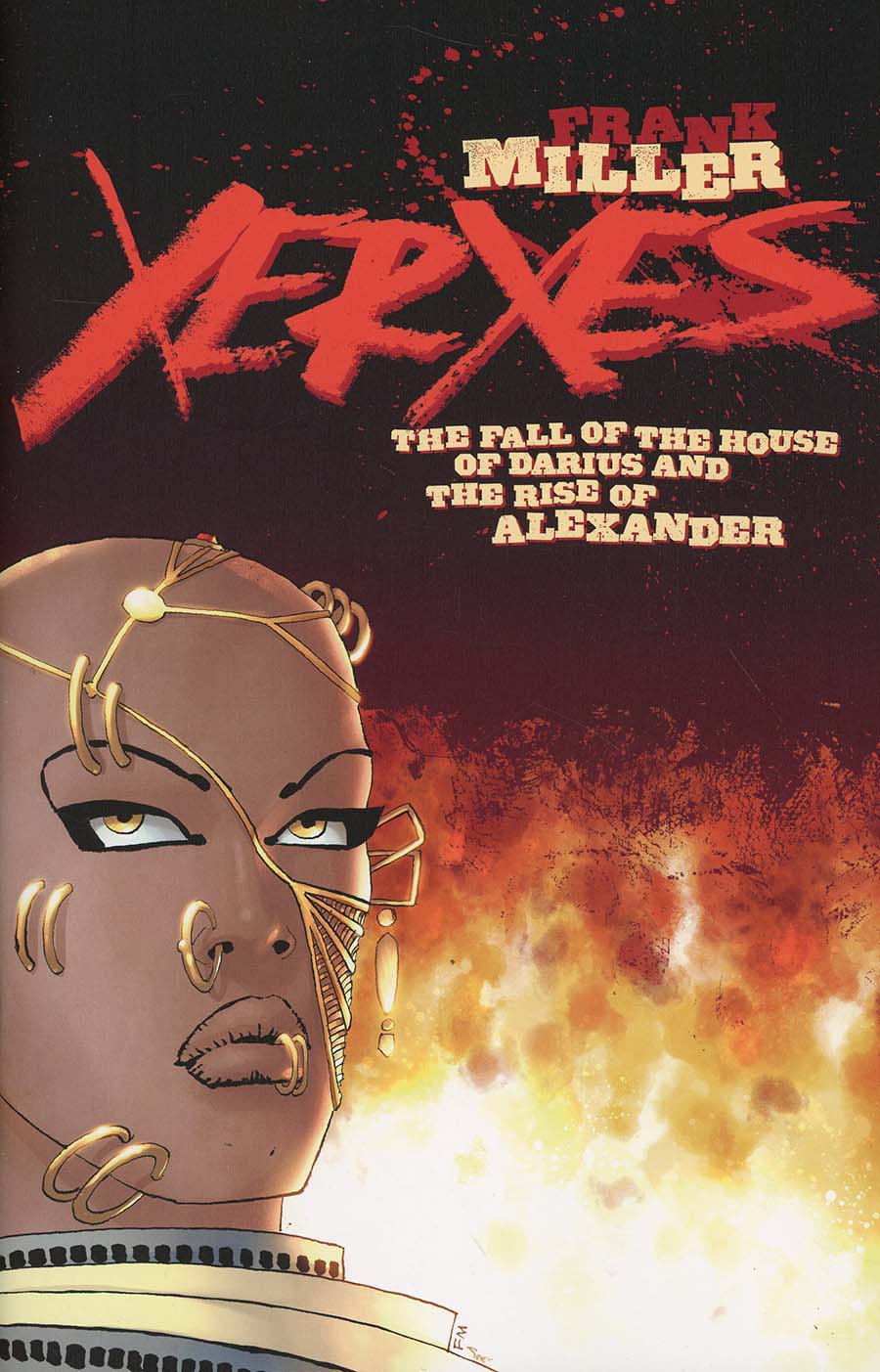 Xerxes Fall Of The House Of Darius And The Rise Of Alexander #1
