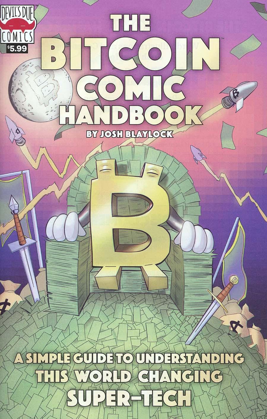 Bitcoin Comic Handbook