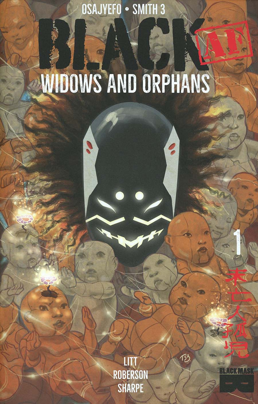 Black [AF] Widows & Orphans #1