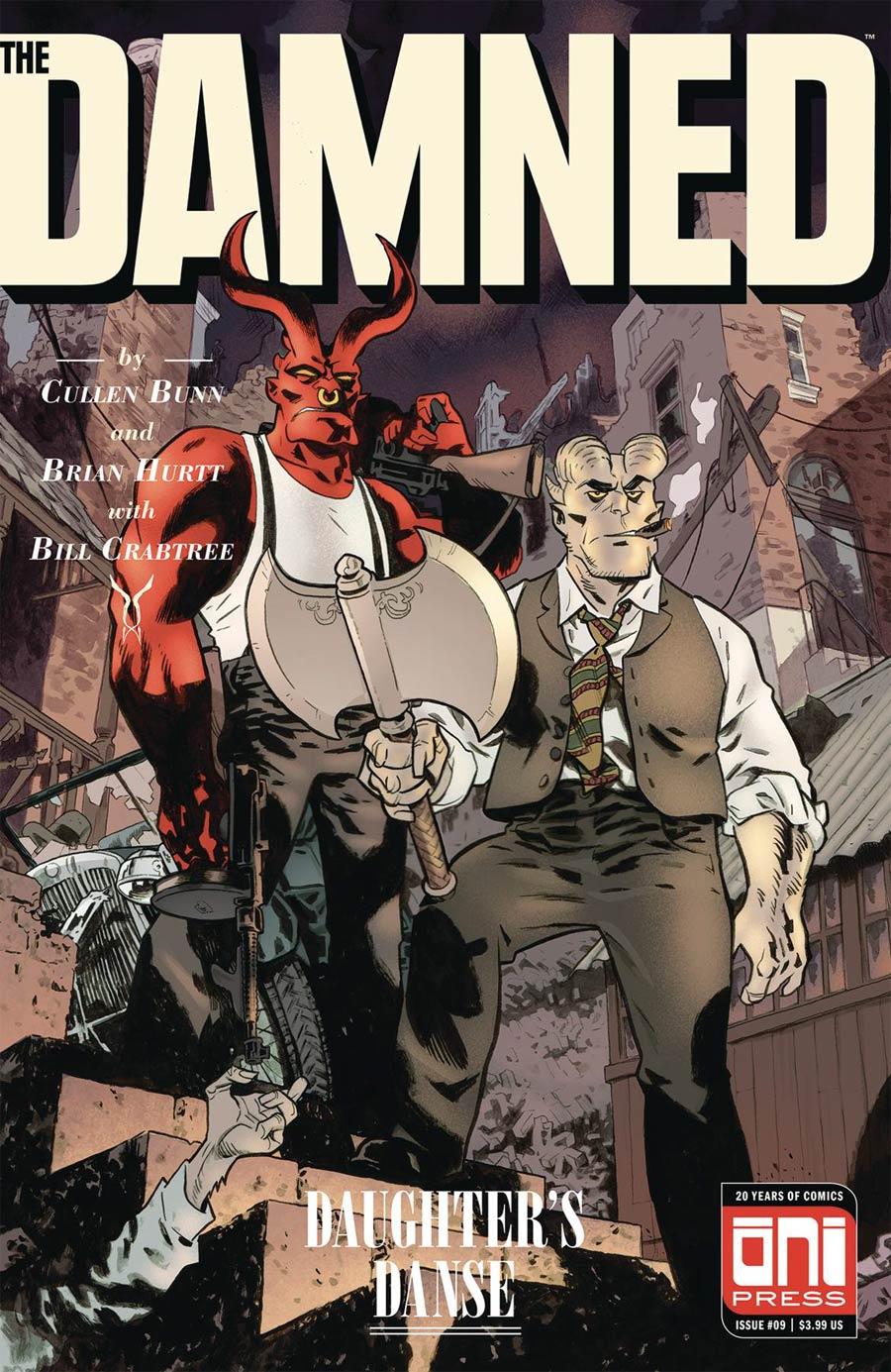 Damned (Oni Press) Vol 2 #9