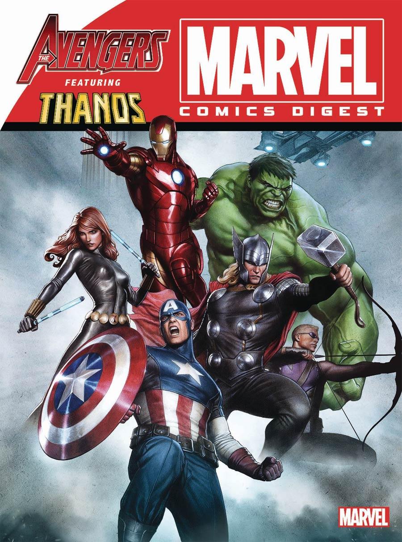 Marvel Comics Digest #6