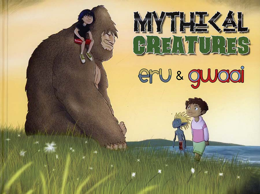 Mythical Creatures One Shot