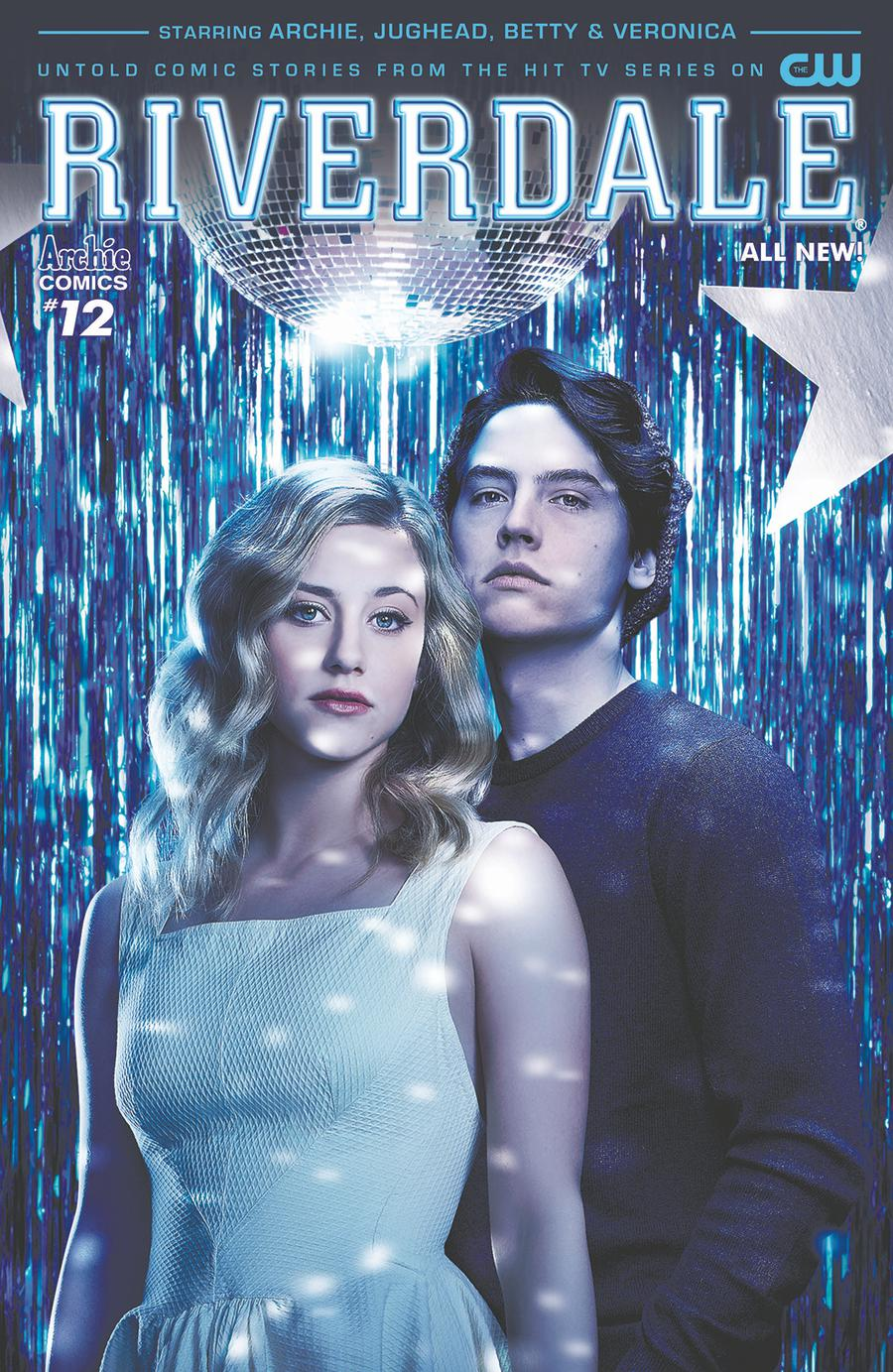 Riverdale #12 Cover B Variant CW Photo Cover