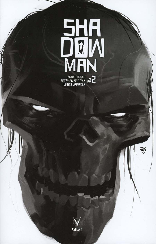 Shadowman Vol 5 #2 Cover A Regular Tonci Zonjic Cover