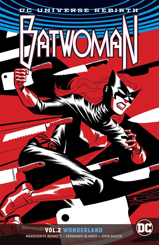 Batwoman (Rebirth) Vol 2 Wonderland TP