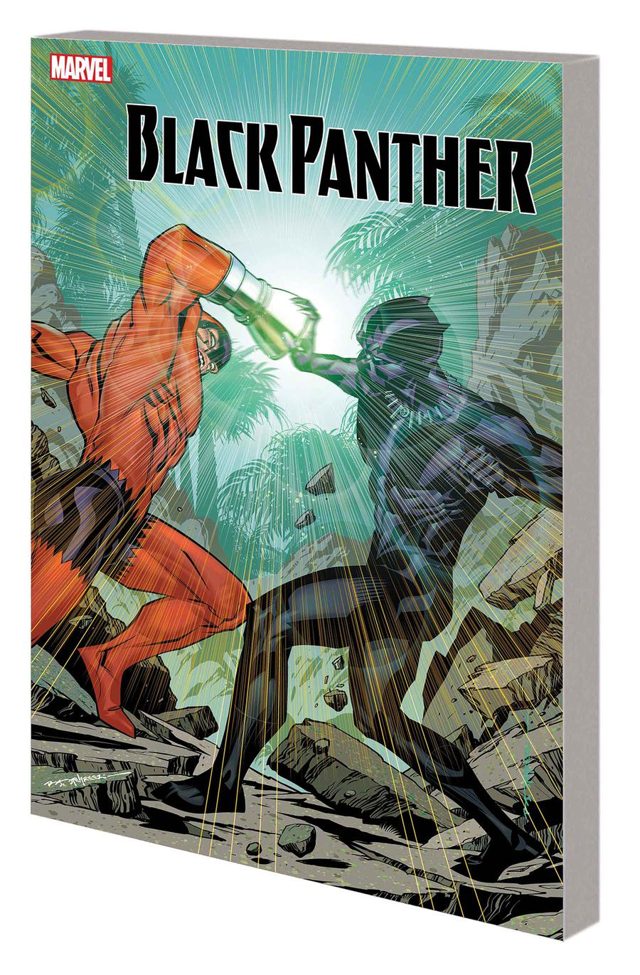 Black Panther Avengers Of The New World Vol 2 TP