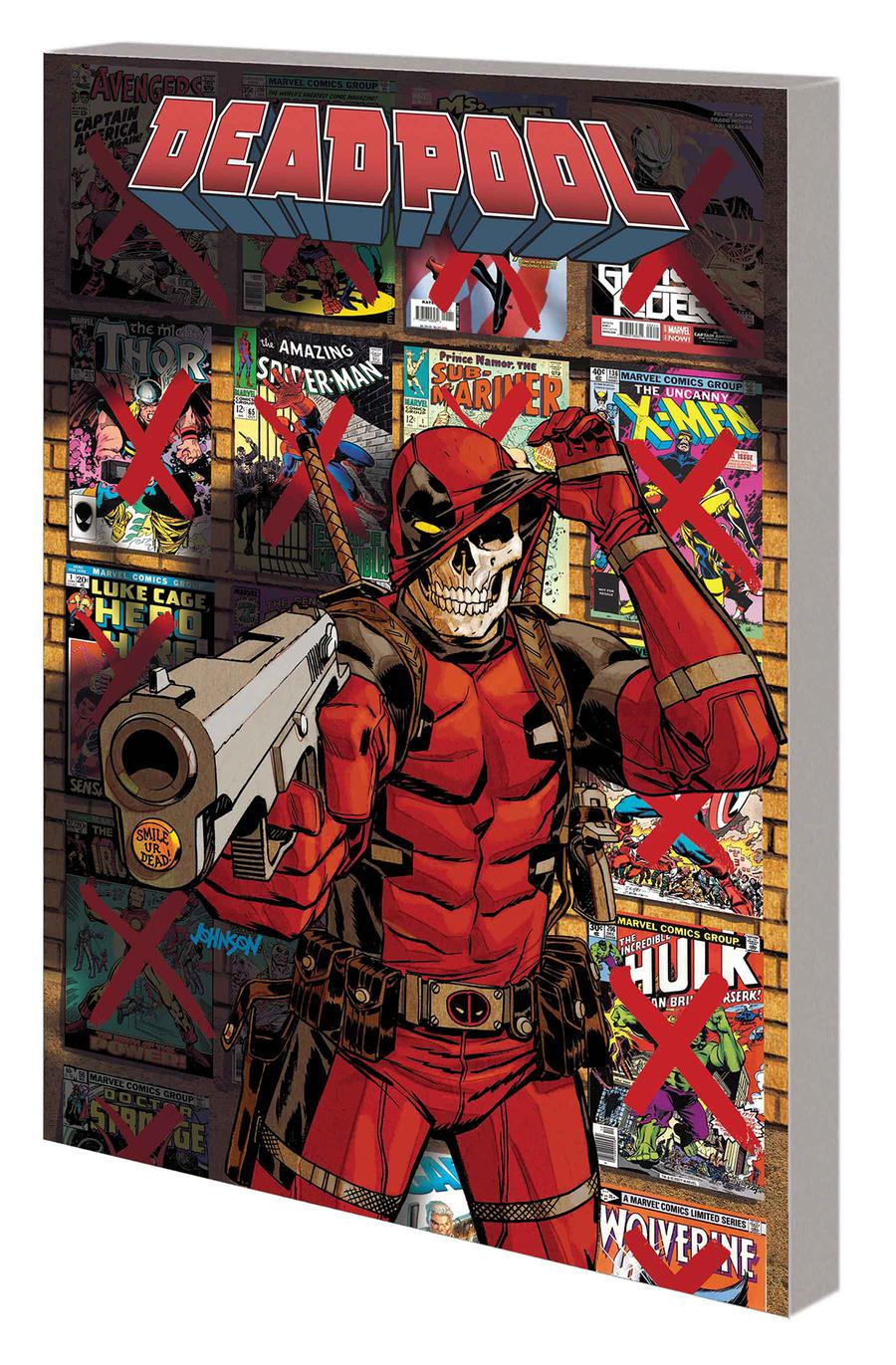 Deadpool Classic Vol 22 Murder Most Fowl TP
