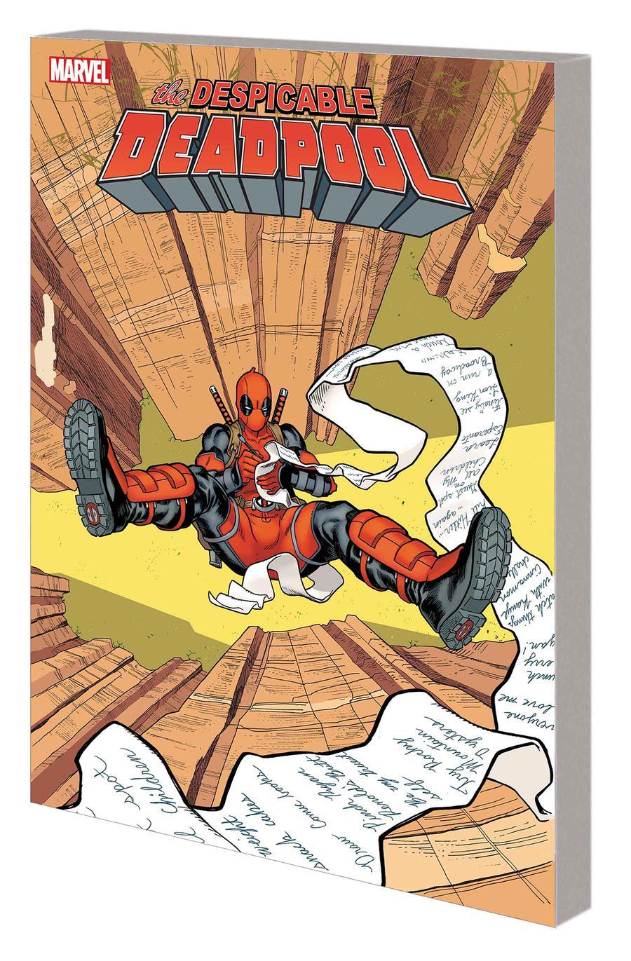 Despicable Deadpool Vol 2 Bucket List TP