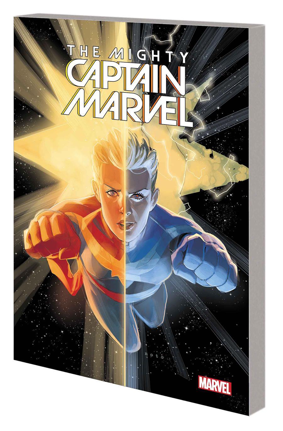 Mighty Captain Marvel Vol 3 Dark Origins TP