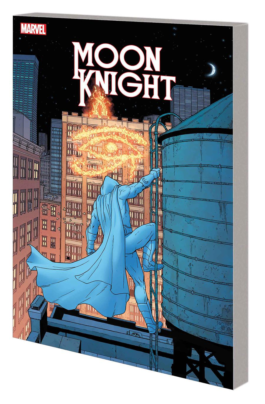 Moon Knight Legacy Vol 1 Crazy Runs In The Family TP