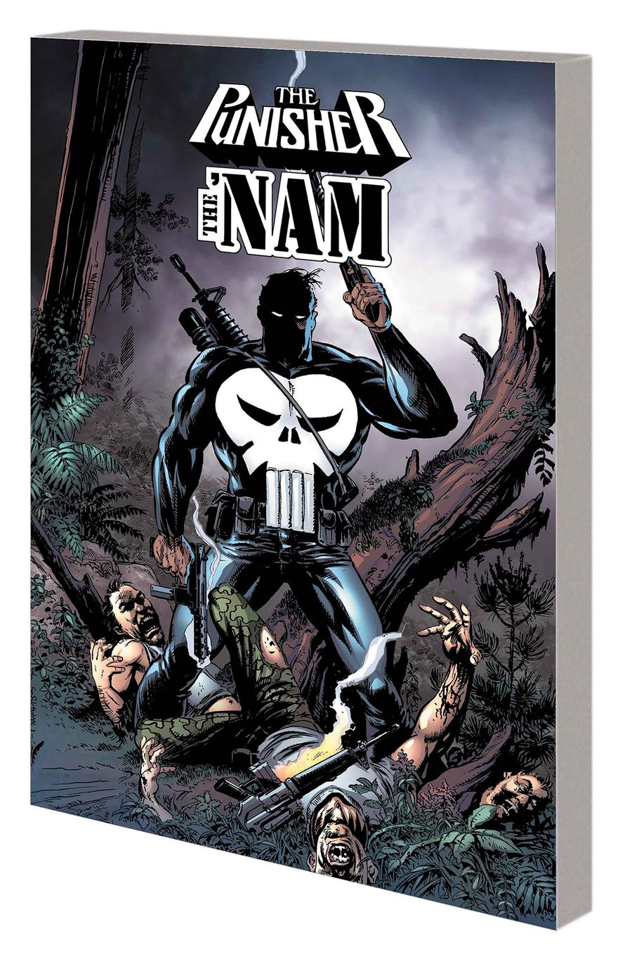 Punisher Invades The Nam TP New Printing