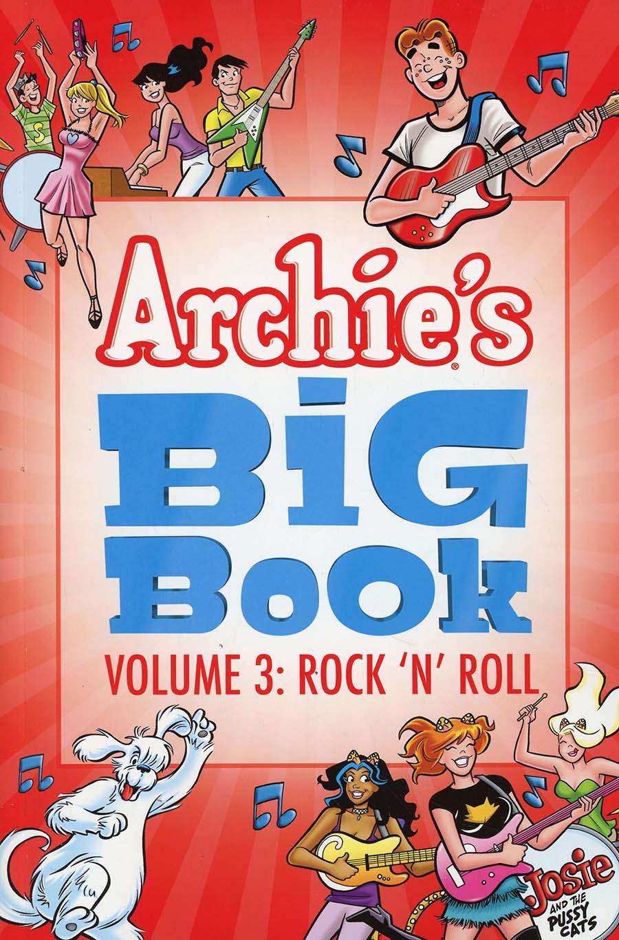Archies Big Book Vol 3 Rock N Roll TP