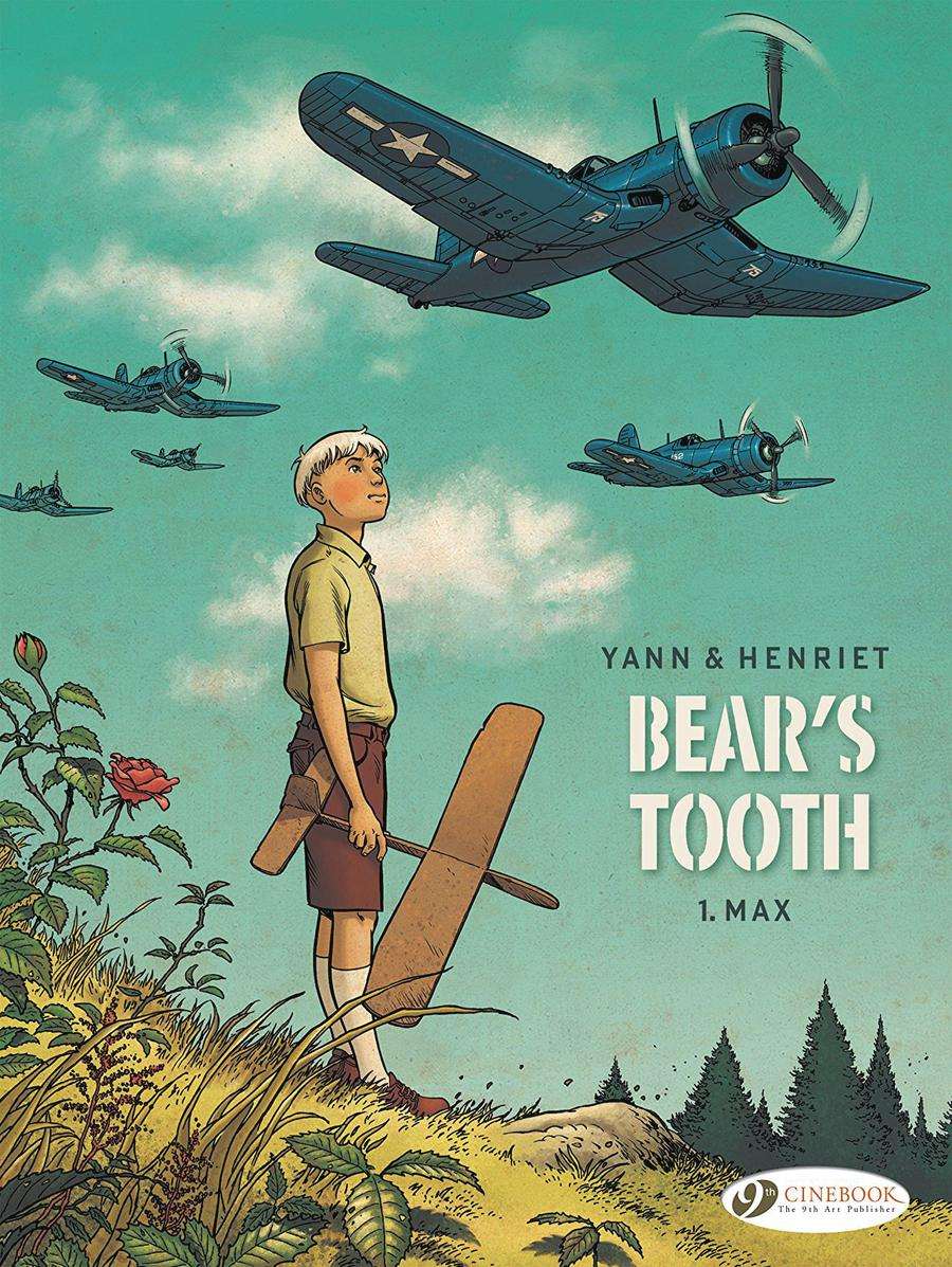 Bears Tooth Vol 1 Max GN