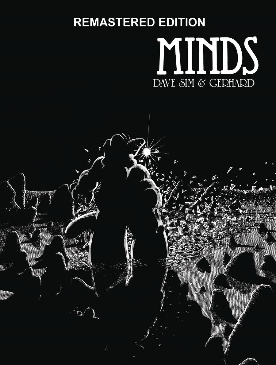 Cerebus Vol 10 Minds TP Remastered Edition