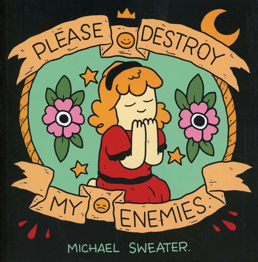 Please Destroy My Enemies Full Color Edition GN