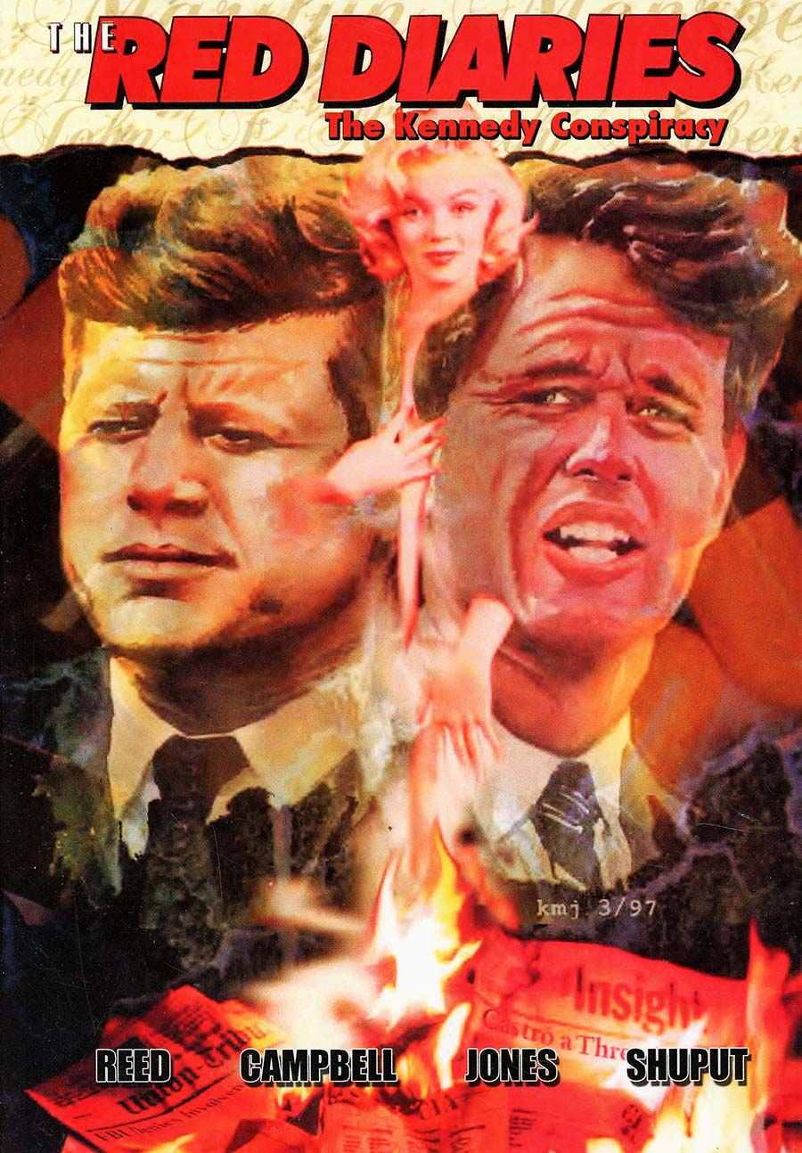 Red Diaries Kennedy Conspiracy TP