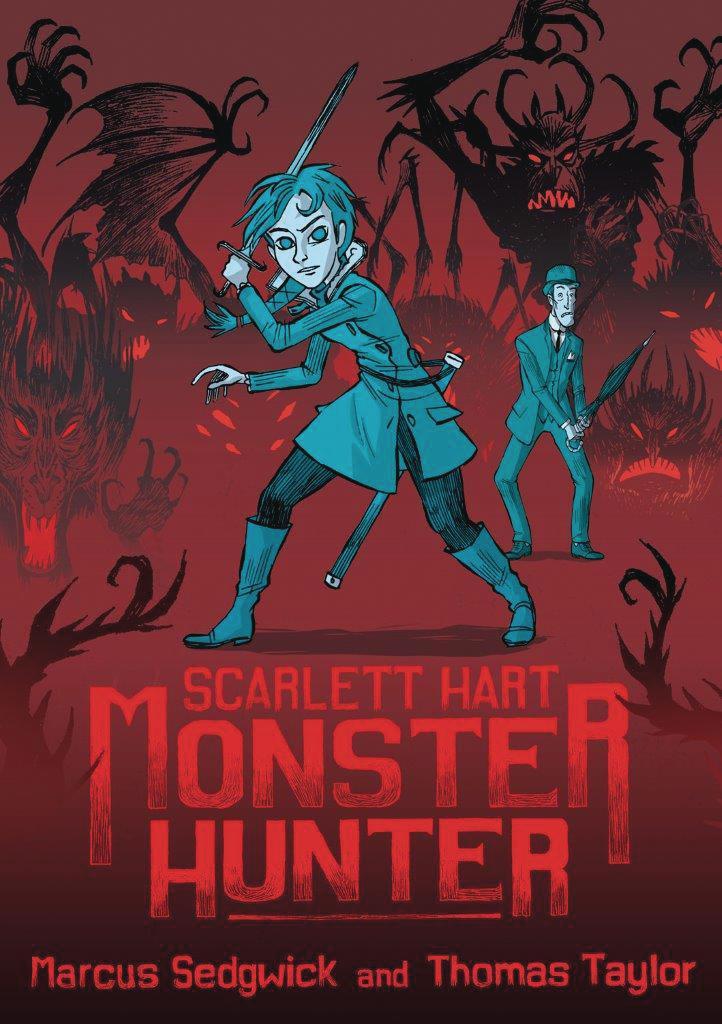 Scarlett Hart Monster Hunter Vol 1 TP