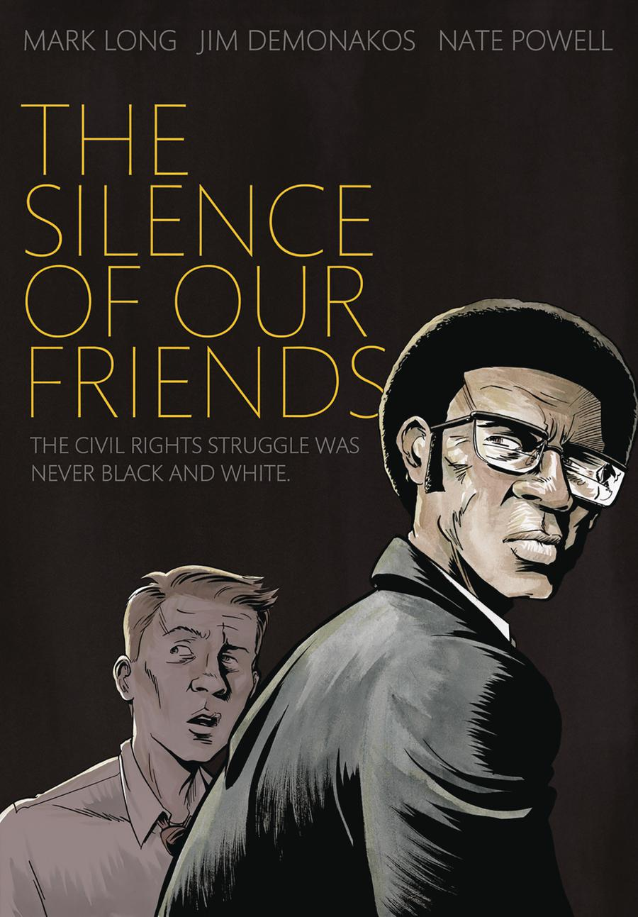 Silence Of Our Friends GN New Printing