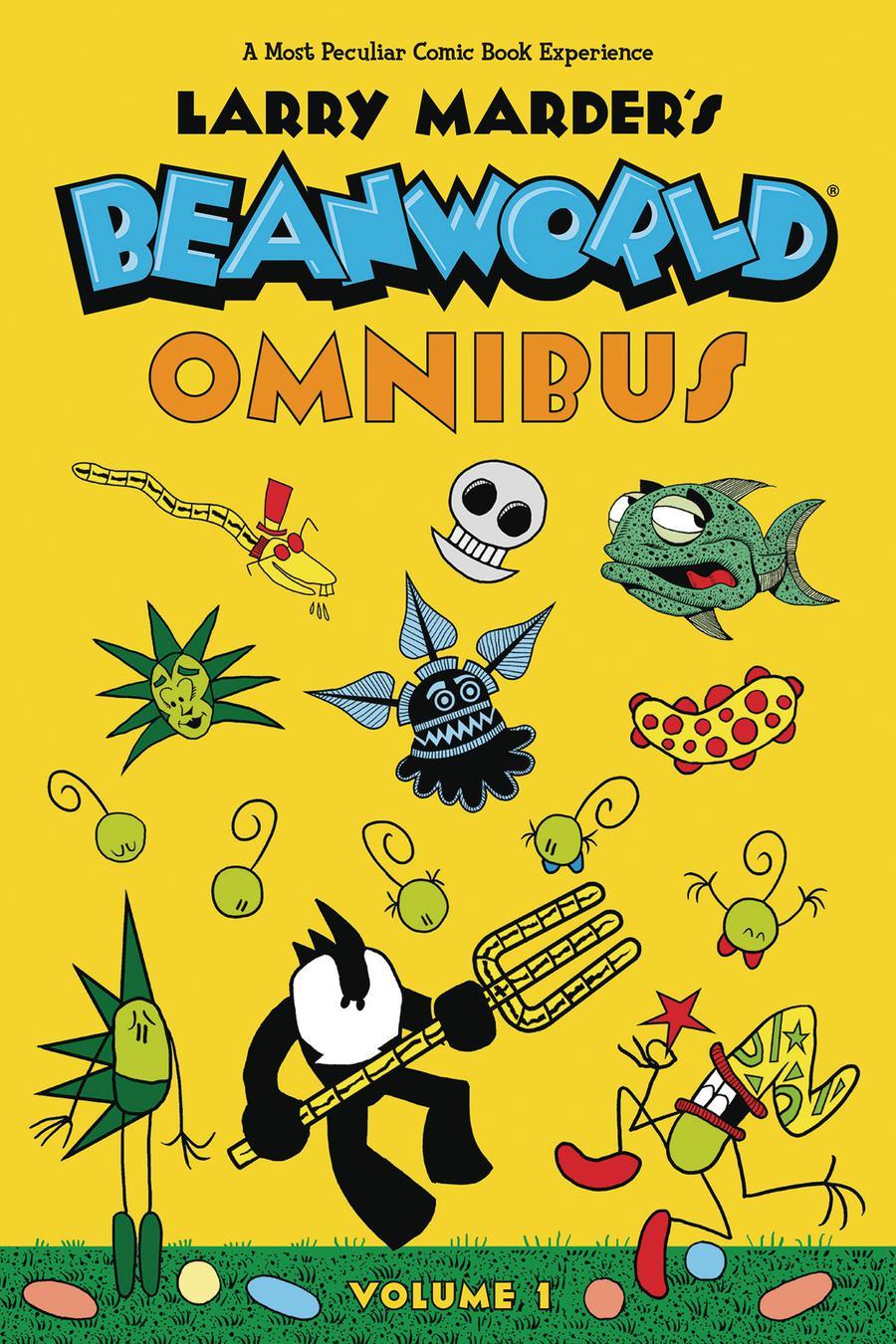 Beanworld Omnibus Vol 1 TP