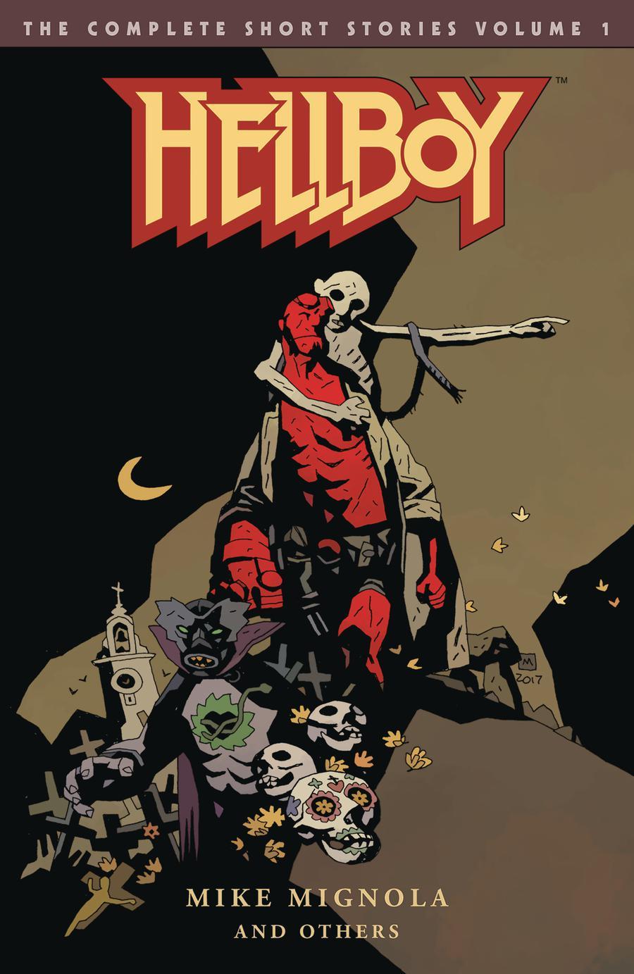 Hellboy Complete Short Stories Vol 1 TP