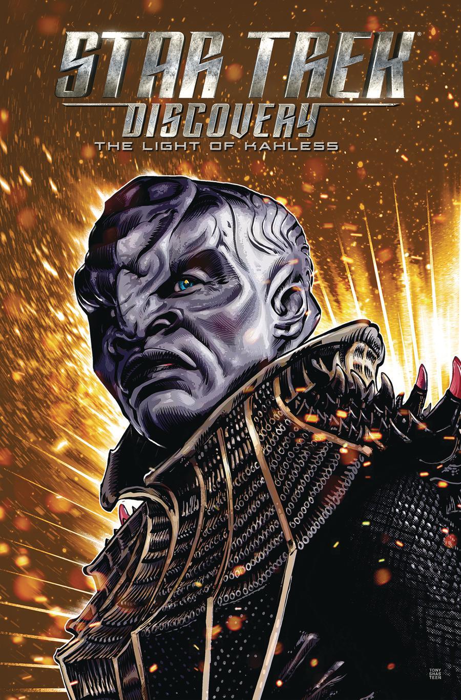 Star Trek Discovery Light Of Kahless TP