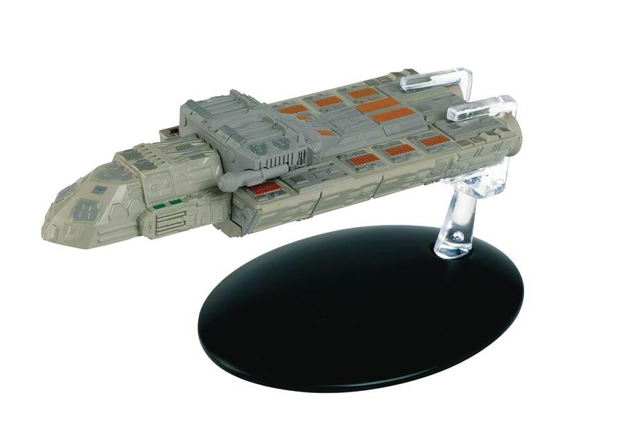 Star Trek Starships Figure Collection Magazine #121 SS Xhosa