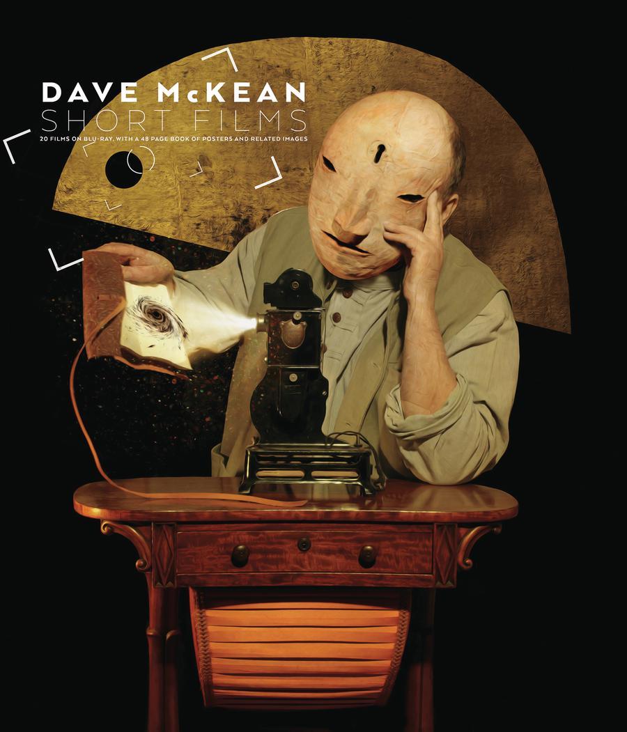 Dave McKean Short Films HC