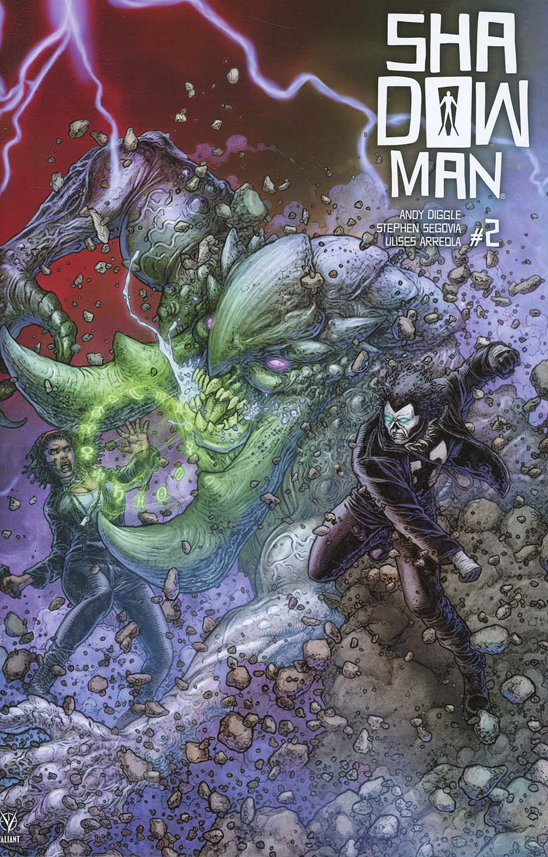 Shadowman Vol 5 #2 Cover E Incentive Juan Jose Ryp Interlocking Variant Cover