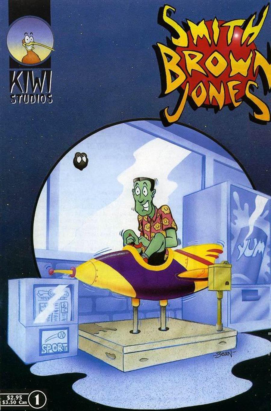 Smith Brown Jones #1