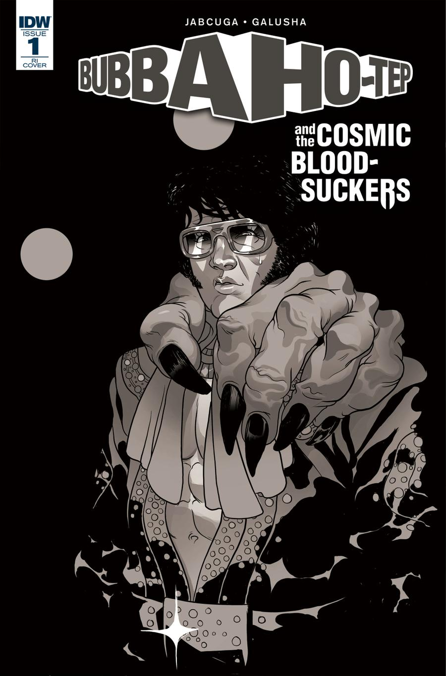 Bubba Ho-Tep And The Cosmic Blood-Suckers #2 Cover C Incentive Baldemar Rivas Variant Cover