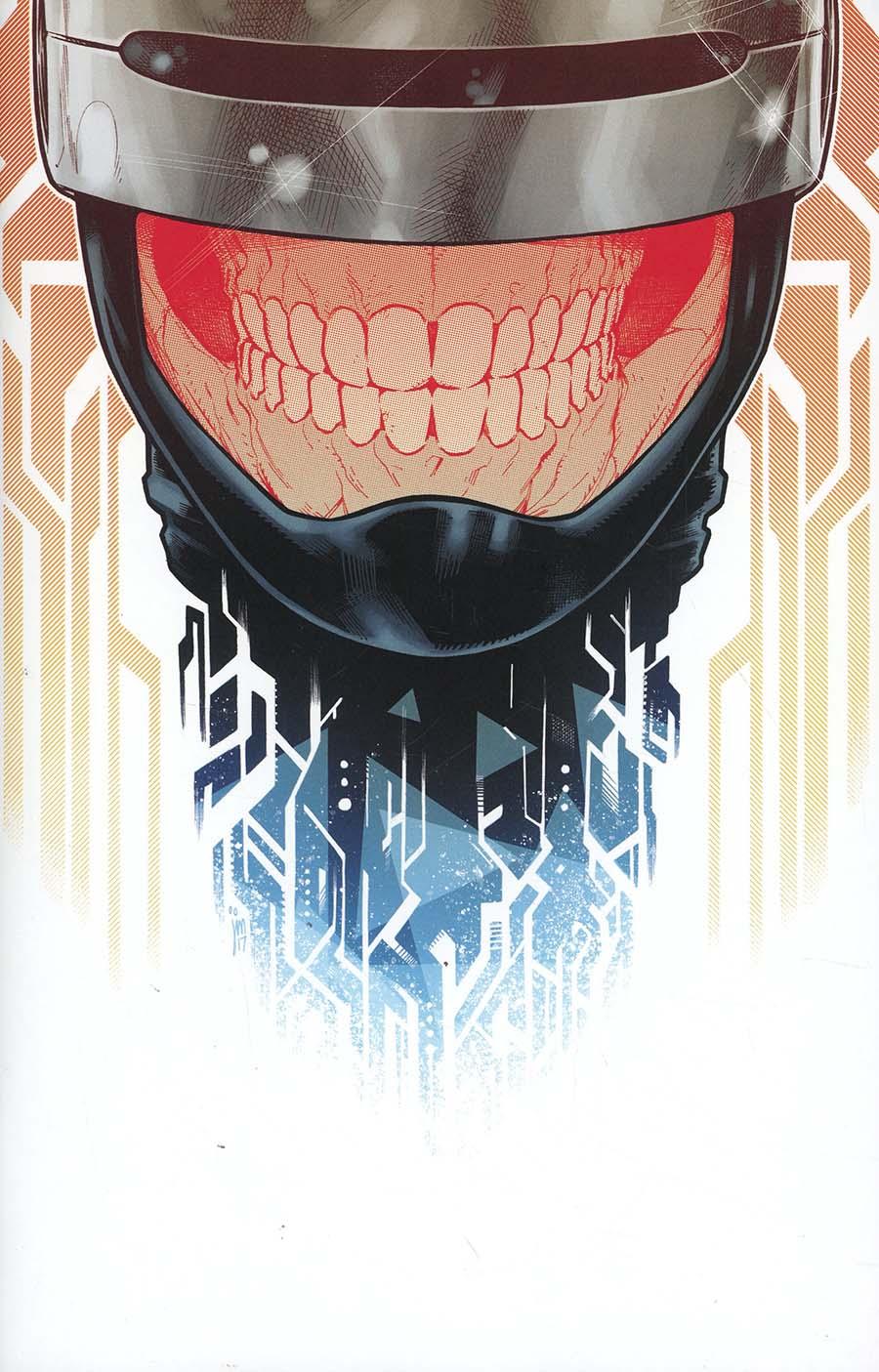 Robocop Citizens Arrest #1 Cover C Incentive Jim Towe Virgin Variant Cover