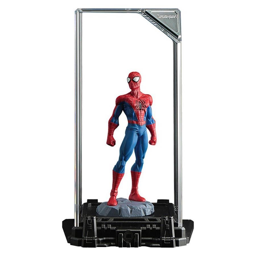 Marvel Super Hero Illuminate Gallery Collection 1 - Spider-Man Figure
