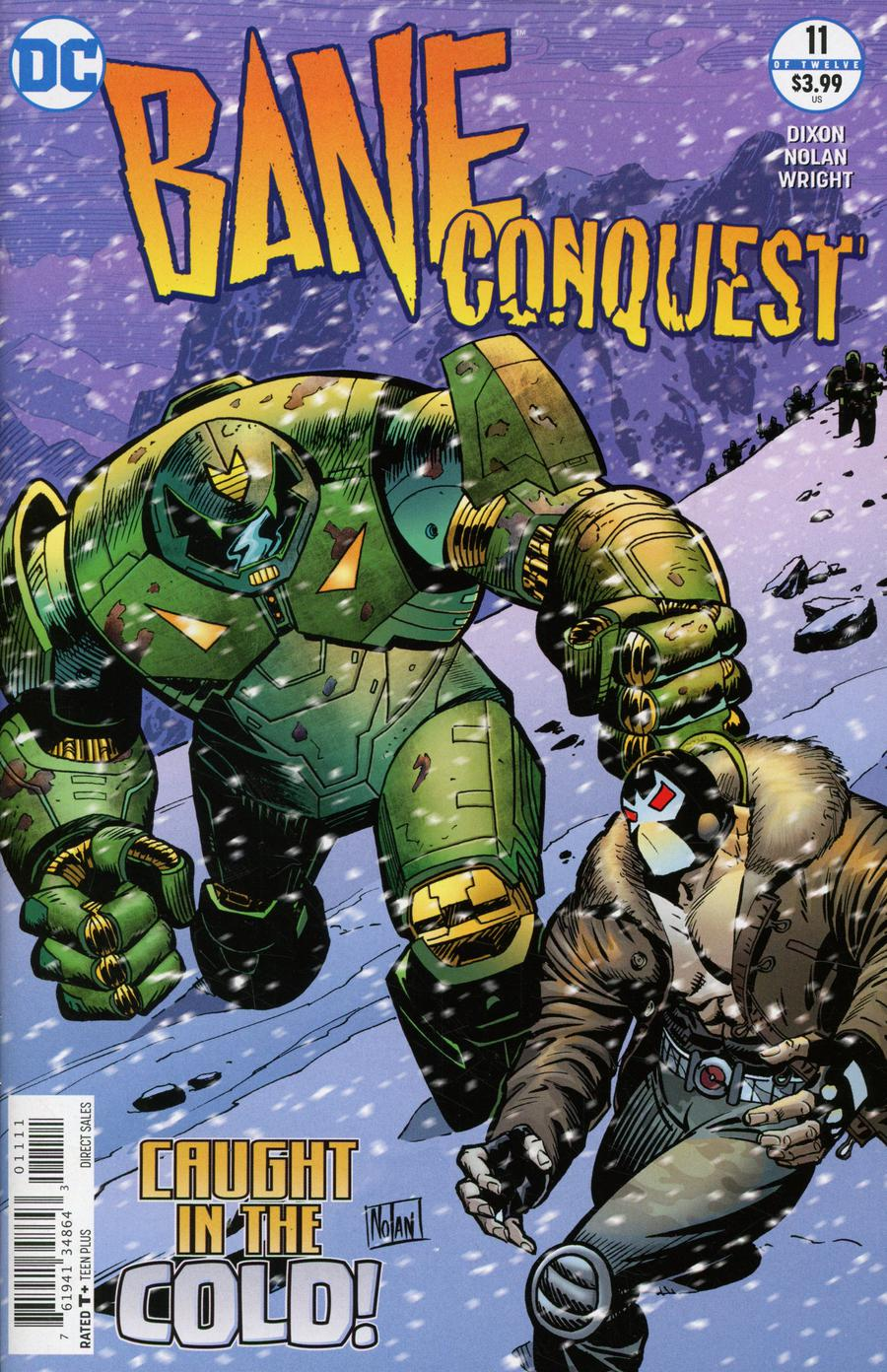 Bane Conquest #11