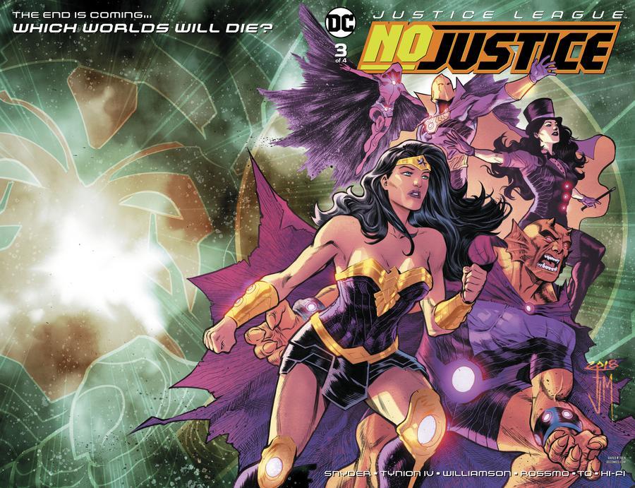 Justice League No Justice #3