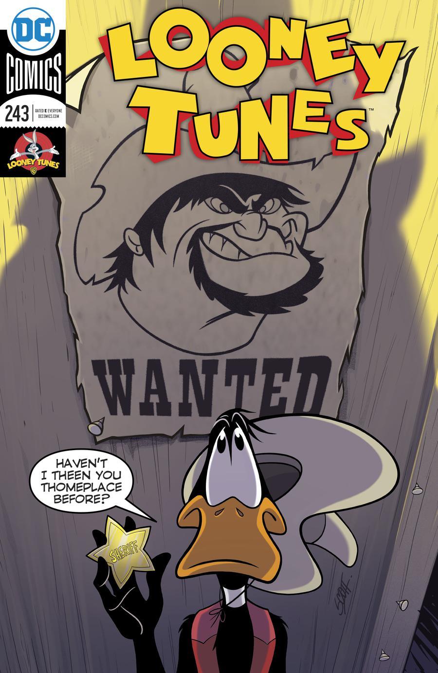 Looney Tunes Vol 3 #243